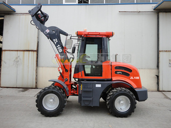 ZL10B mini wheel loader with CE