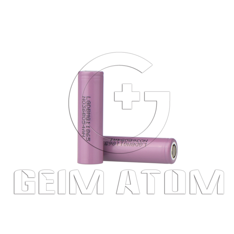 Factory Price High rate quality drain 18650 2900mah battery 3.7V Li-ion lg MG1 18650 E-cigar Power Tools