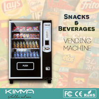 Juice Vendor with Bill and Coin validator, KVM-G432