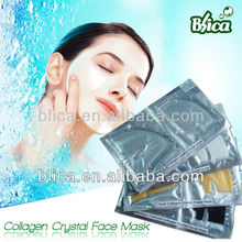 OEM Collagen Crystal 24k gold Facial mask