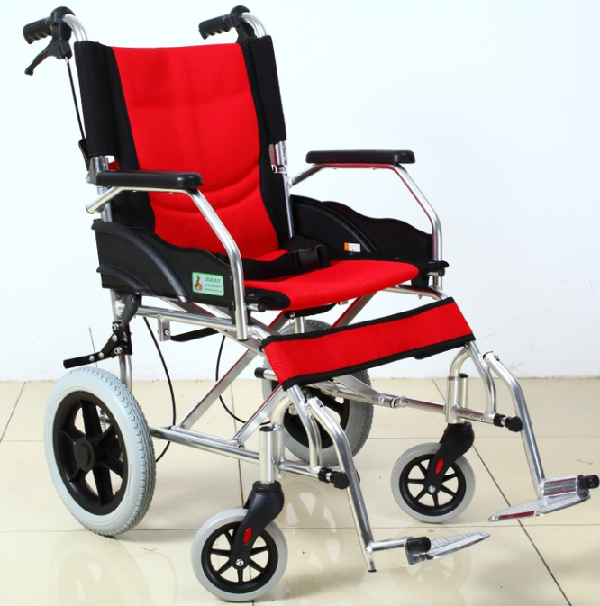 EMSS commode type manual wheelchair ELY-003A