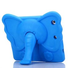 new elephant nose shape durable stand tablet case for iPad mini 1 2 3 4
