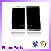 Original quality original new for samsung galaxy note i9220 n7000 lcd screen and digitizer assembly-front view factory price