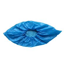 Disposable CPE Shoe Cover CPE Overshoes Disposable Rain Shoe Covers