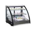 130L Countertop Mini Bakery Cake Display Refrigerator