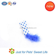 Cat Type and 100% PP Stuffing and Polyester,Plush Material Cat Toys
