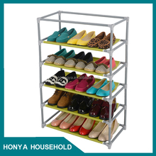 non-woven fashionable jewelry display shoe cabinet