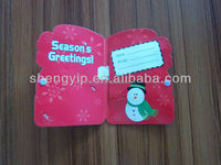 Wholesale customized recordable music chip for musical greeting card with sound effects