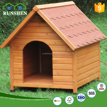 Wooden Dog House Dog Cages For Sale Classical Style Small Size 86x109x100cm Customizable fancy dog kennels