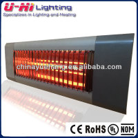 ceramic electric waterprof outdoor swimming infrared heater IP65