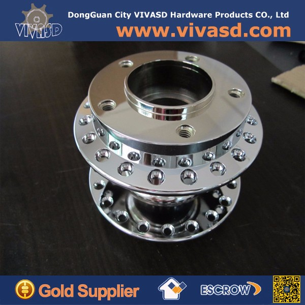 CNC Motorcycle Spare Parts Motorcycle Part