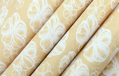 self-adhesive wallpaper/embossed flower wall paper/3D wallpaper