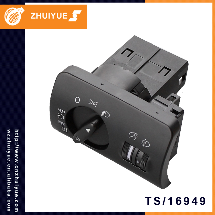 ZHUIYUE Latest 4B1 941 531C Headlight Switch Car Parts Used For AUDI A6 C5 97-00