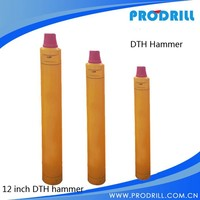 API Reg Thread DTH Drill Rod for water Well Drilling , oil drilling