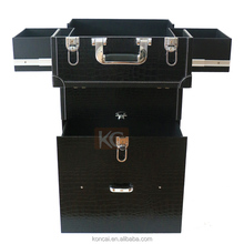 Protective small aluminum tool boxes for fligt