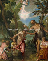 Canvas Prints, Art Reproduction of Famous Jesus Chris Oil Paintings