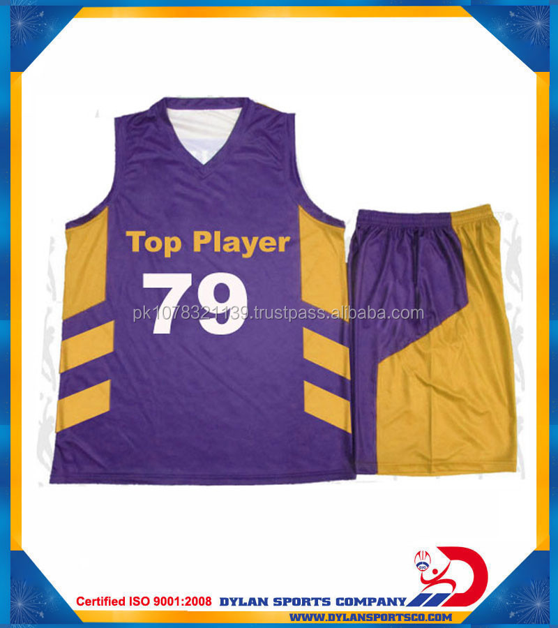 Wholesale Custom Basketball Uniforms 2015