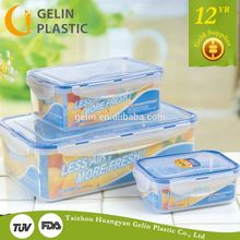 transparent plastic cheap food containers