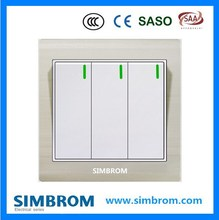 Electrical wall switch manufacturer in Foshan City, China