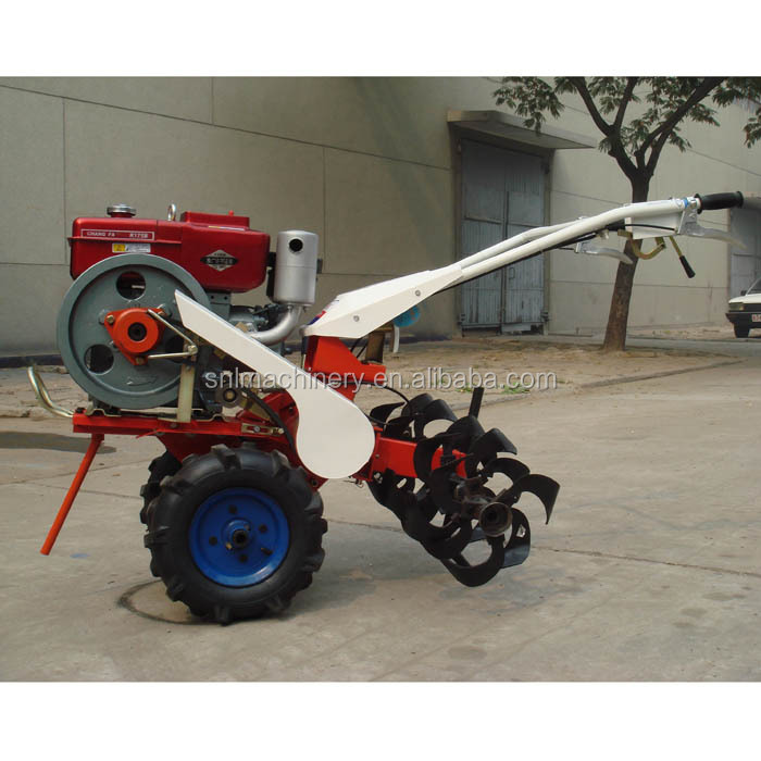 Tractor Tiller Product : Mini tractor tiller garden tillers made in china