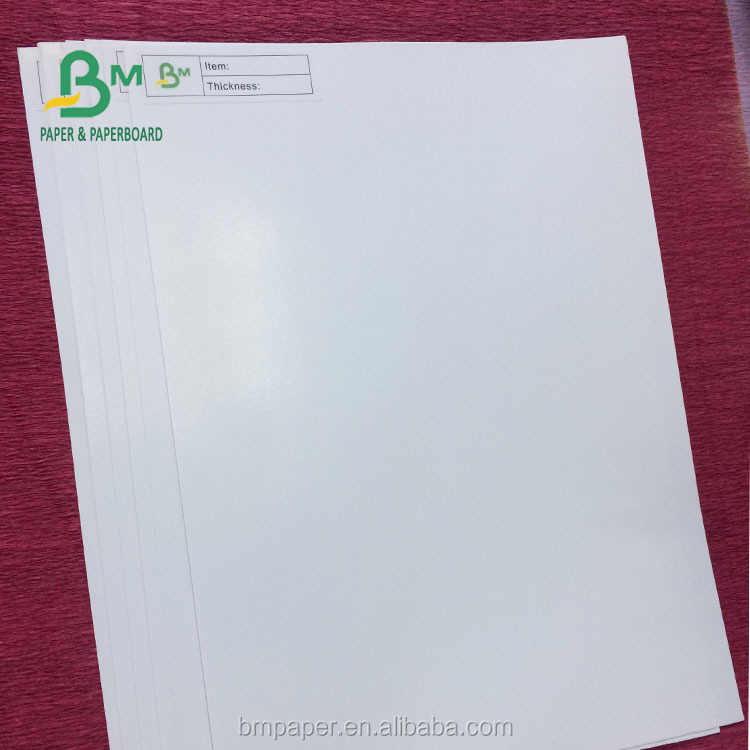 128gsm HWC / Double Size Golssy Art Paper for Magazine