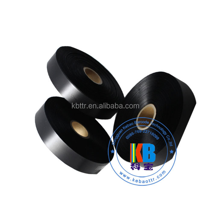 Printed satin fabric label single side 100% polyester satin ribbon