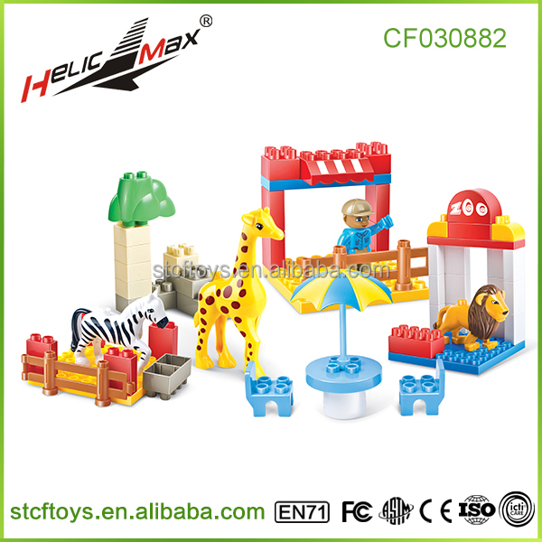 Educational Toys Product : New products educational toy building blocks diy pcs