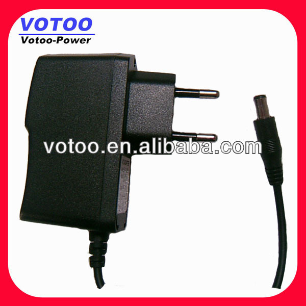 10 years stable quality 6v 1.5a power adapter for remote pilot helicopter