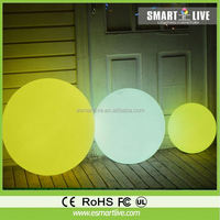 Moving firefly or fairy light effect Battery Magic LED Ball Light Outdoor Waterproof LED Floating Light