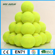 Cheap Offical Size And Weighted Tennis Ball