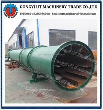 stainless steel Rotary Drum Dryer wood chips rotary drum dryer Clay Rotary Drum Dryer