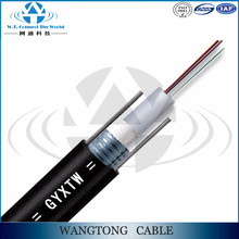 Manufacturer of GYXTW aerial fiber optic cable price list