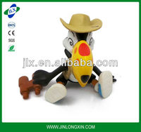 New style character Plush Parrots Birds Toy Doll Stuffed Animals cartoon figure