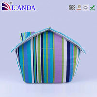 Folds flat for travel pet product,soft, warm and comfortable pet cushion,hot selling pet beds
