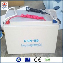 DC Powered Electric Solar Energy Solar 12V Battery DC