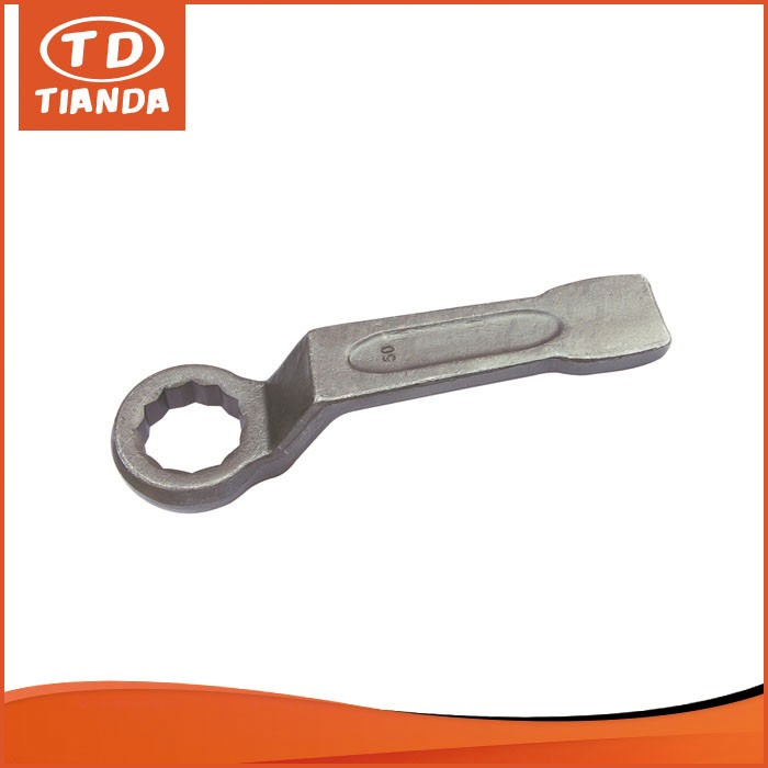 Quick Delivery TUV/GS Certification 25-100mm Ring Slogging Spanner