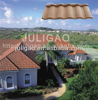 Metal roofing/Zinc tile/Aluminum roof tile