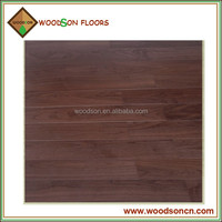 Handscraped American Walnut Solid Hardwood Flooring