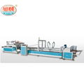 corrugated automatic folder gluer , corrugated carton box folder gluer machine
