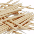 smooth and polished two sharp head toothpick wholesale disposable nature bamboo toothpick