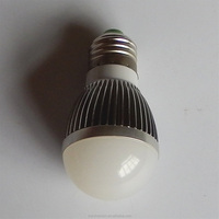 Good quality low price aluminum led bulb 3w for room lighting