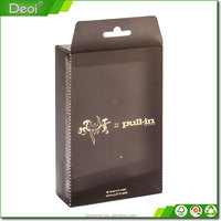 new products black cigar plastic box