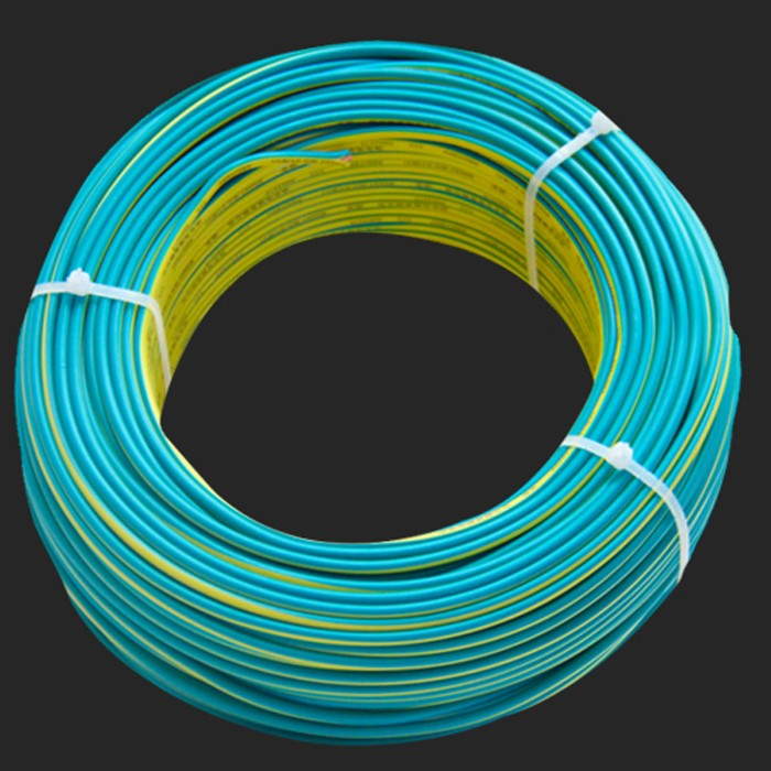 2.5mm 450/750V PVC insulated house used copper wire