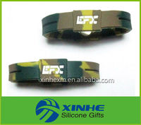 2013 power silicone energy bands with customized logo