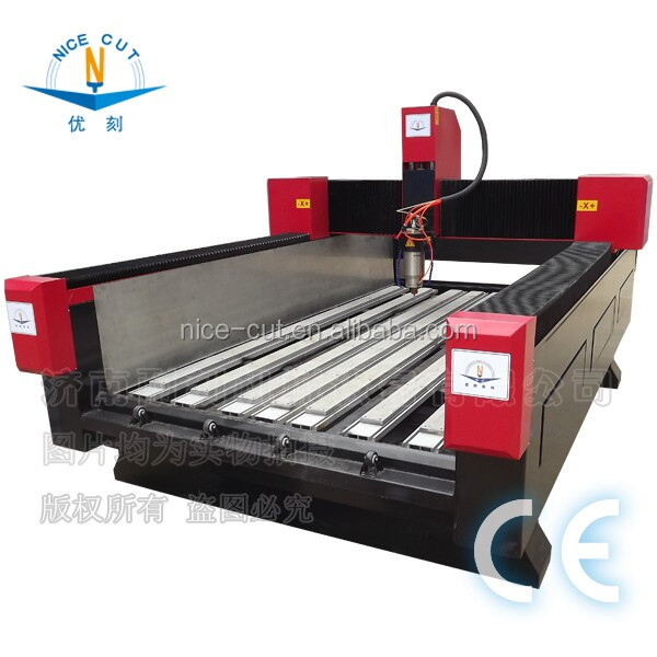 NICE-CUT New type heavy load 1325 stone/wood working cnc machine router price