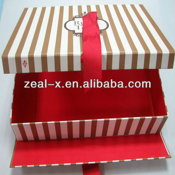 Good quality bridal veil gift box