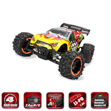 2016 Popular 1/8 scale electric car the price of petrol rc car