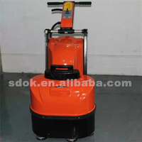 New design,dust free epoxy resin floor finishing machine,epoxy concrete floor grinder and polishing machine,epoxy floor abrasive