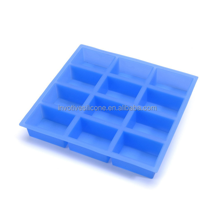 Hot selling custom silicone 3D soap molds wholesale