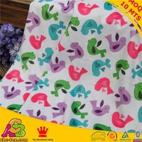 MOQ 10 MTS high quality Oeko-tex 100 and SGS print wholesale micro fleece fabric